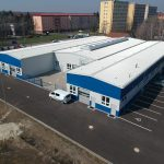 Vybudování nového výrobně-skladovacího areálu a tím nárůst plochy na 5000 m2