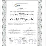 Certifikát IPC-A-610 z 2015-page-001